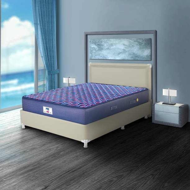 PEPS CASPIA 06 inch Double Bonnell Spring Mattress