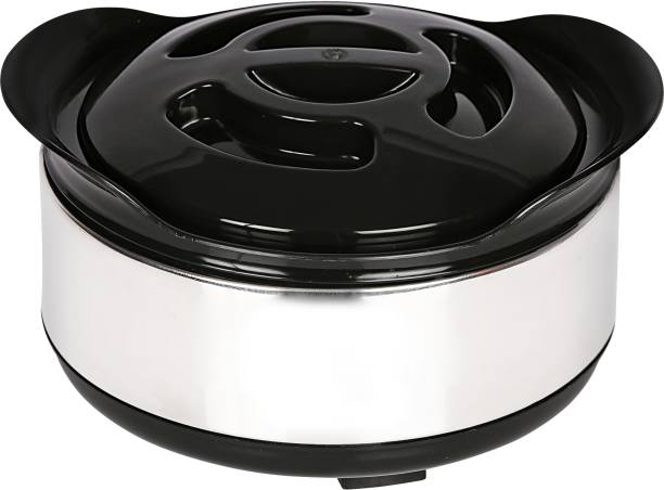 The wants Stainless steel Best Premium Quality Simple And Elegant Design Roti Box |Hot Pot| Roti Box | Hot Pot Thermoware Casserole