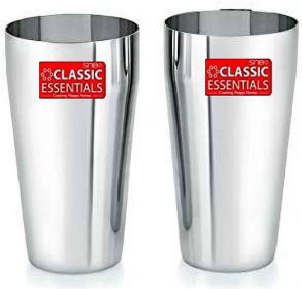 Classic Essentials (Pack of 2) Lassi Glass S/2 Glass Set