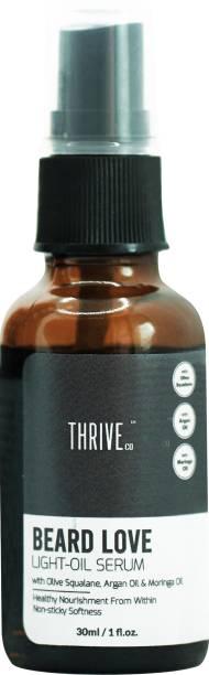 ThriveCo Beard Love Light Oil-In-Serum