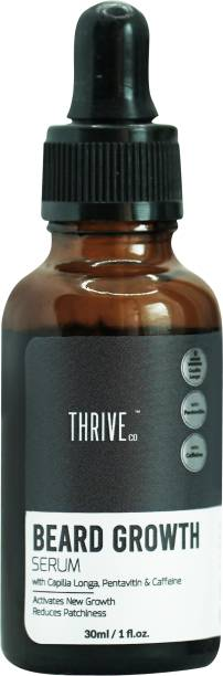 ThriveCo Beard Growth Serum For Men With Award-Winning Ingredients