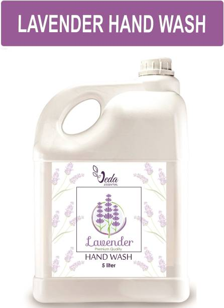 Veda LAVENDER Hand Wash Hand Wash Can