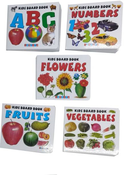 SHIMZAN Kids Early Learning Picture Books