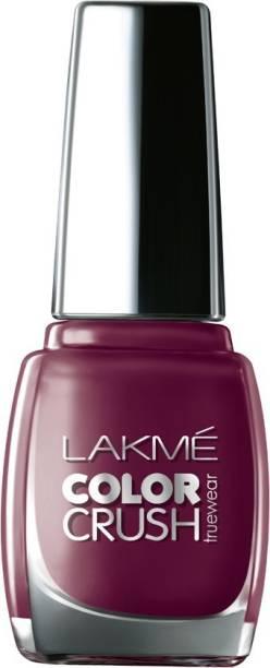 Lakmé True Wear Crush Nail Color 25