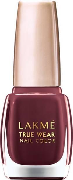 Lakmé True Wear Nail Color Reds & Maroons 401