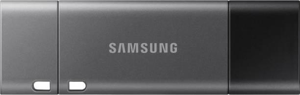 SAMSUNG DUO Plus 128GB Type-C 400MB/s USB 3.1 Flash Drive (MUF-128DB) 128 GB Pen Drive
