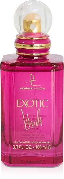 Dorall Collection Exotic Vanilla Eau de Toilette  -  100 ml