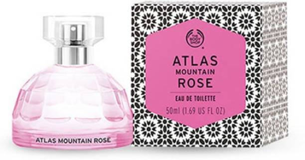 THE BODY SHOP Atlas Mountain Rose Eau de Toilette  -  50 ml