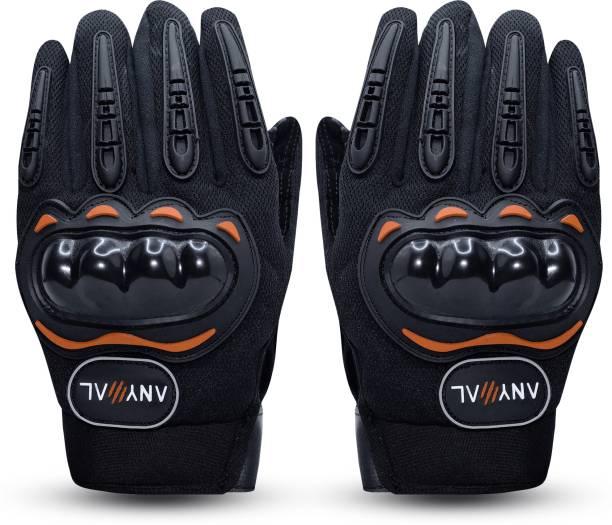 GoMechanic Anymal Racing Equipment Motorcycle Riding Gloves