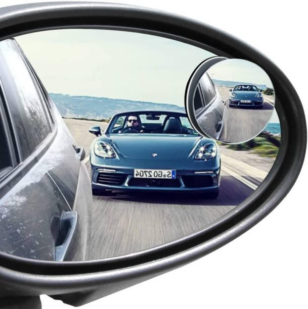 Jiyatech Manual Blind Spot Mirror For Suzuki, Mahindra, Hyundai, Maruti Suzuki, Audi, Toyota, BMW, Nissan, Renault, Tata Swift Dzire, Creta, i20 Elite, Alto, Innova