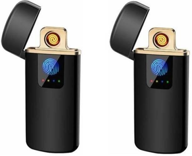vyas Plug USB Charging Finger Touch Cigarette Car Cigarette Lighter
