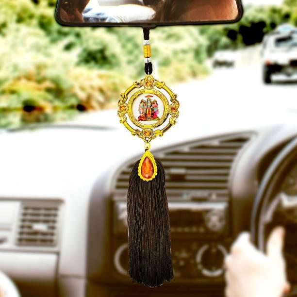 SANBIA ram-darbar-23 Car Hanging Ornament