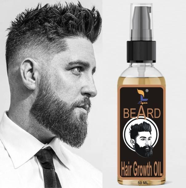 Liyaz Herbals Royal Cloud Beard Growth Oil With 13 Royal Ingredients| Beard Oil With High Nutrients Hair Oil