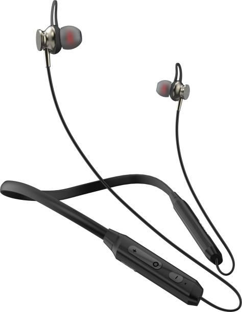 HOPPUP NOVA with 15 Hours Playtime Bluetooth Headset