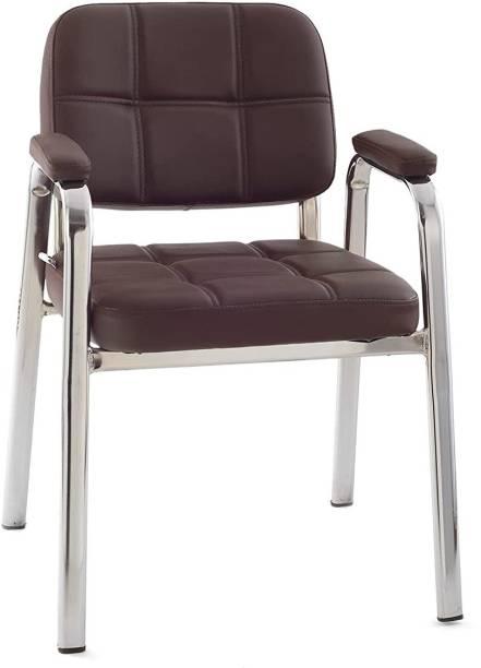 Da URBAN Leatherette Office Visitor Chair