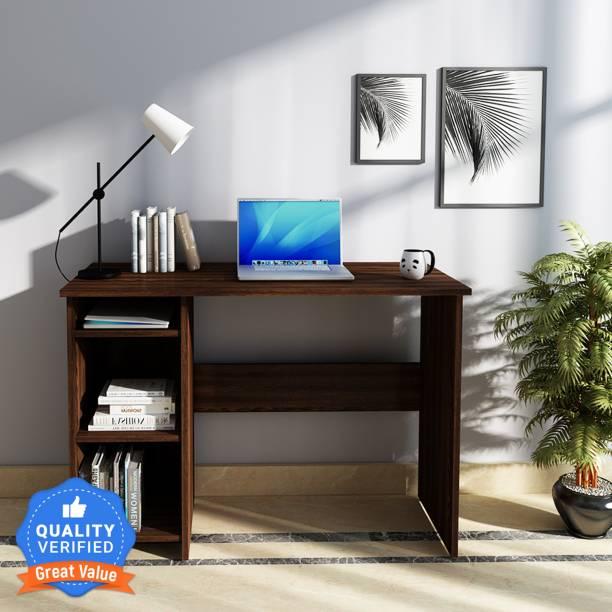 Woodbuzz Engineered Wood Study Table