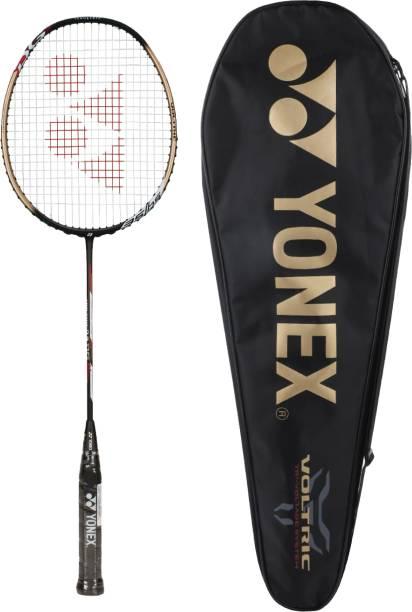 Yonex Voltric 0.9 DG Slim Badminton Racquet (Tri Voltage System, 35 lbs Tension, Slim Shaft)