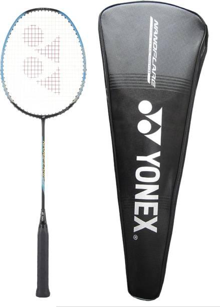 Yonex Nanoflare 001 Ability Badminton Racquet (Sonic Flare System, G4, 78 Grams, 27 lbs Tension)