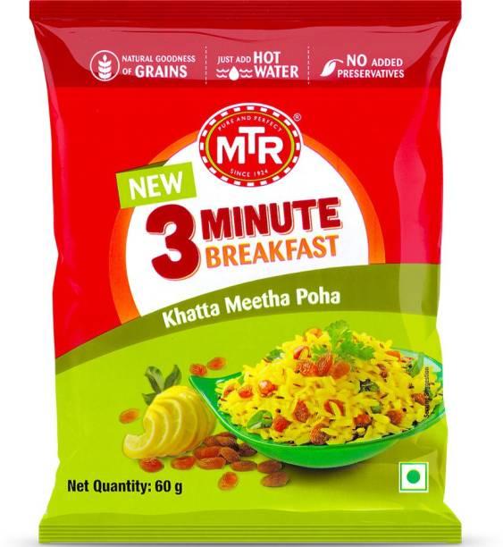 MTR Khatta Meetha Poha 60 g
