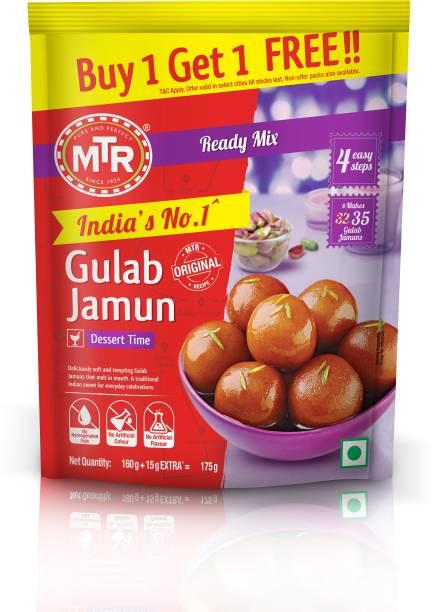 MTR Gulab Jamun Mix 160 g