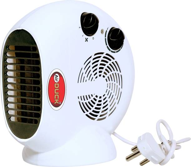 Air Duck Heatpat All in one silent Heatpat Fan Room Heater