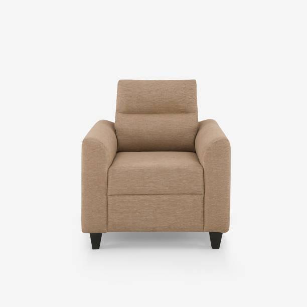 duroflex Zivo Fabric 1 Seater  Sofa