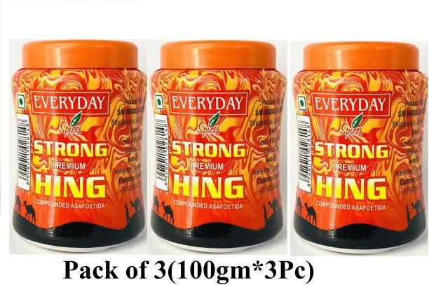 Everyday Spices Asafoetida Powder, Hing Powder 300gm