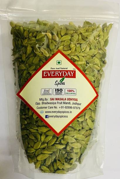 Everyday Spices Cardamom (Small) | Ilaichi |Elaichi (500g)