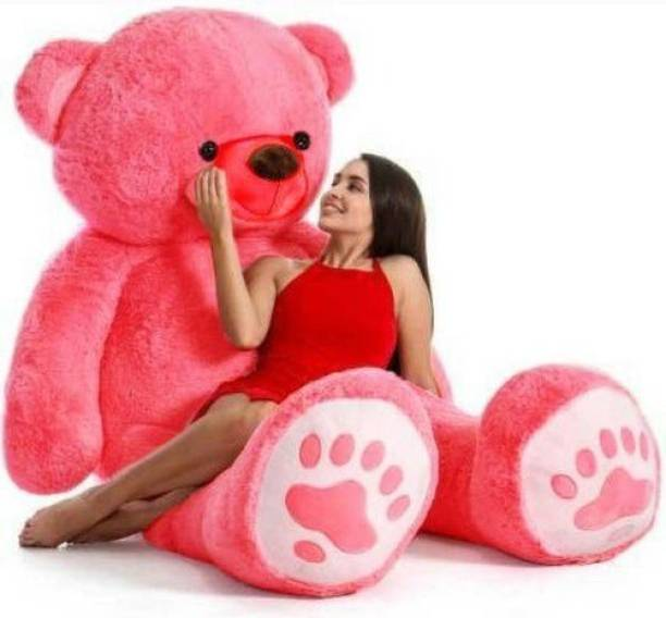 Tedstree 3 feet red cute teddy hug able teddy anniversary gift  - 95.39 cm
