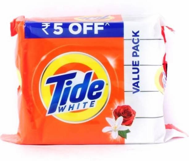 Tide Bar Value pack 200 Gram Pack Of 5 Detergent Bar