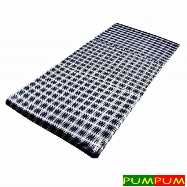 PUMPUM Folding Mattress 1.5 inch Single EPE Foam Mattress