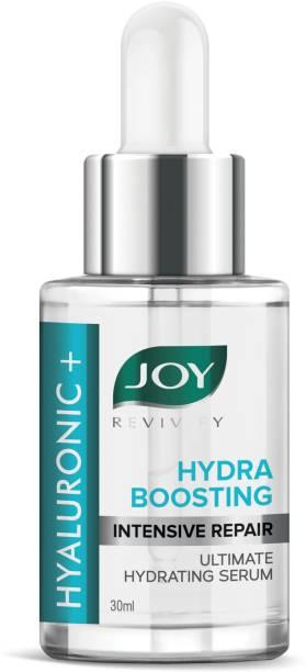 Joy Revivify Hyaluronic+Hydra Boosting Intensive Repair Ultimate Hydrating Serum | With Ceramides+Panthenol Face Serum