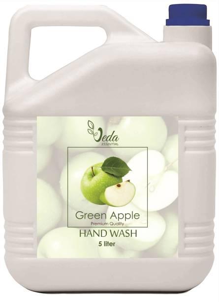 Veda GREEN APPLE Hand Wash, Natural, Vegan, All Purpose, Sulphate, Paraben Free Hand Wash Bottle