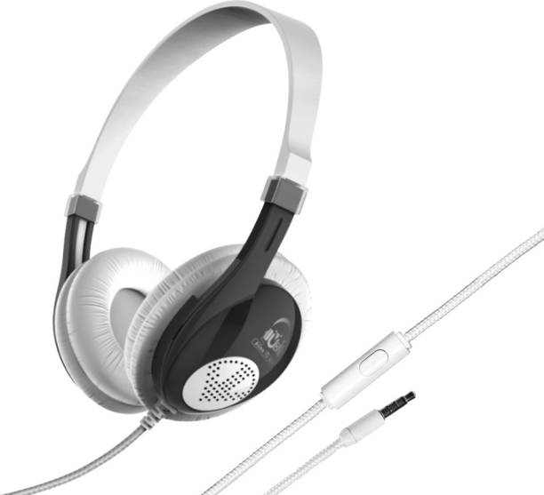 U&I Zip Series Wired Headphone with Mic Wired Headset