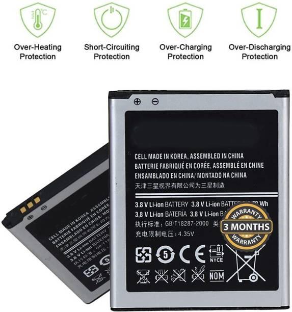 Wimax Mobile Battery For  SAMSUNG 7562 / Galaxy Grand Duos / Galaxy S3 Mini / Galaxy Ace 2 / i-8160 / S-7568 / S-7582 / EB-425161LU
