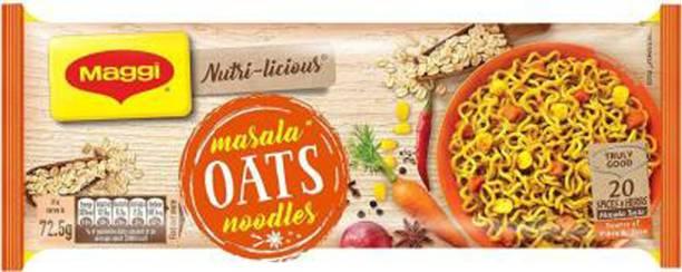 Maggi LICIOUS Oats Masala Noodles 290 GRAMS Instant Noodles Vegetarian