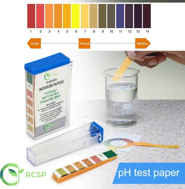 RCSP PH paper strip (INDIKROM PAPER) Ph Test Strip