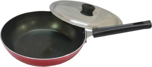 Flipkart SmartBuy Fry Pan 22 cm diameter with Lid 1.2 L capacity