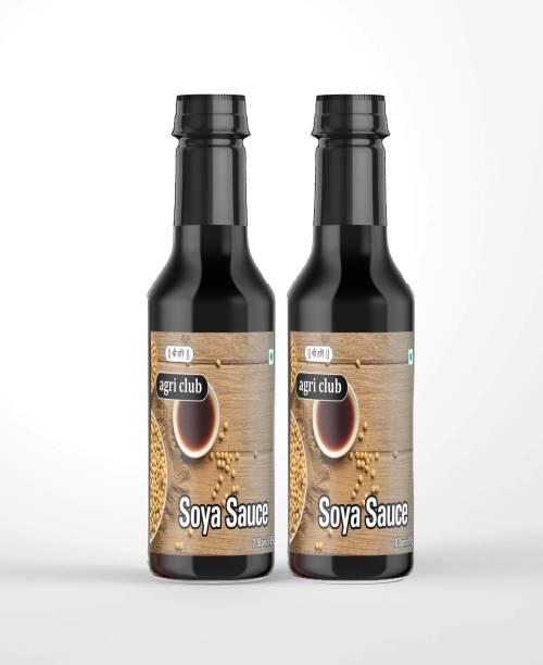 AGRI CLUB Soya Sauce 200 Gm Sauce