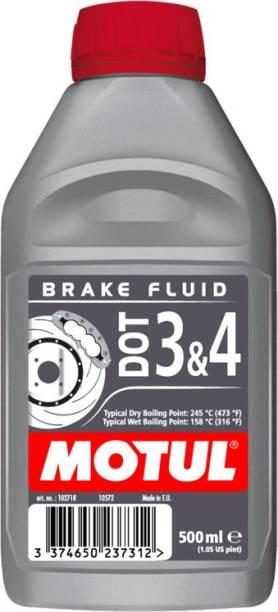 MOTUL BRAKE FLUID DOT 3&4 500ML Brake Oil