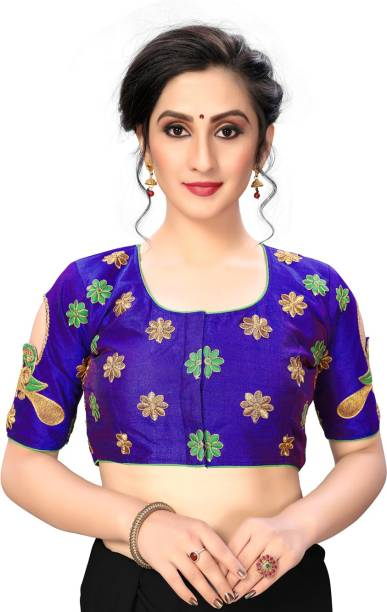 SatadharFashion Round Neck Women Blouse