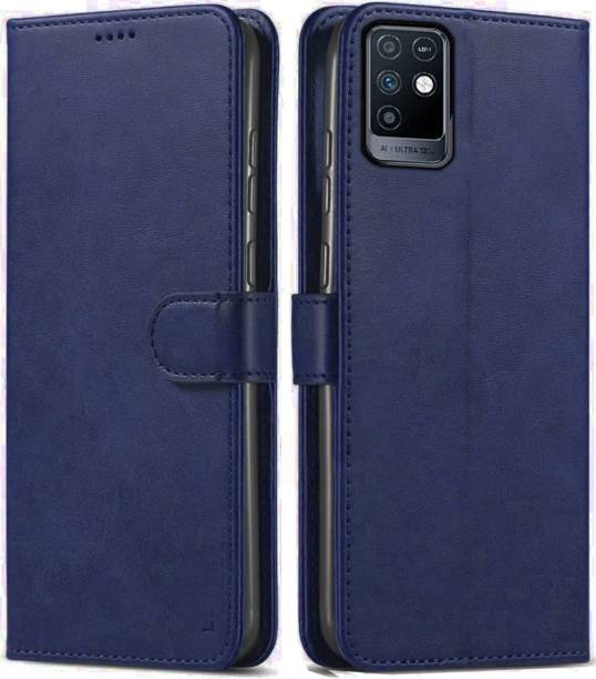 GoldKart Back Cover for Infinix Note 10