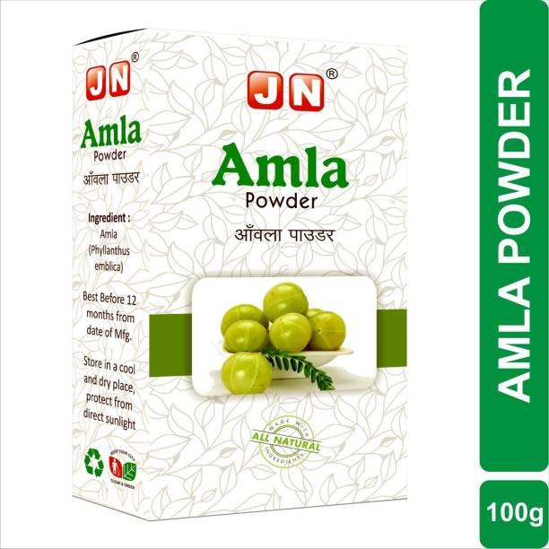Jn Amla Powder (100% Pure & Natural Indian Gooseberry Powder) - 100g