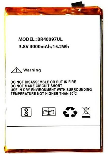 OTD Mobile Battery For  IVOOMI I2 LITE BR40097UL 4000mAh