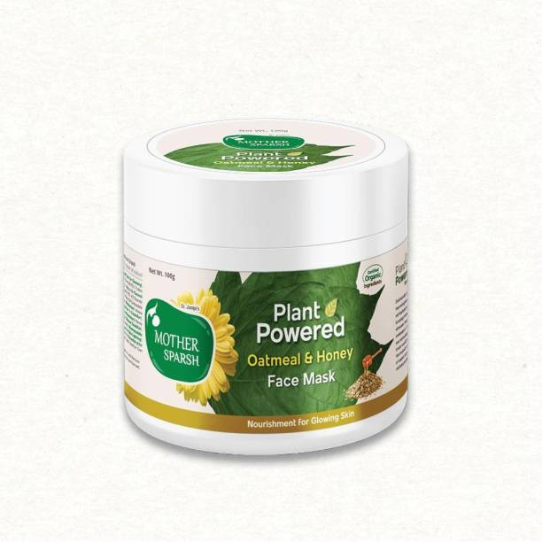 Mother Sparsh Plant Powered Shea & Cocoa Body Butter, 100 g