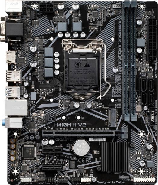 GIGABYTE H410M H V2 Ultra Durable Motherboard