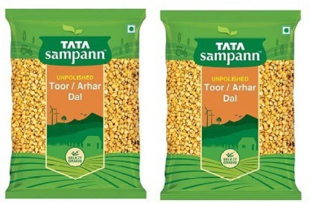 Tata Sampann Toor Dal (Split)