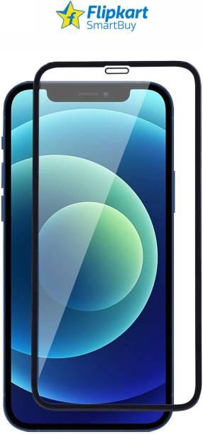 Flipkart SmartBuy Tempered Glass Guard for Apple iPhone 12, Apple Iphone 12 Pro