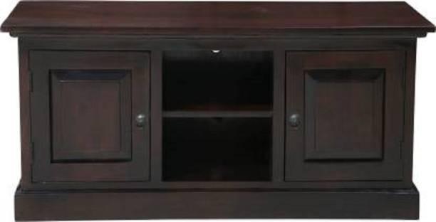 Induscraft Sheesham Wood Solid Wood TV Entertainment Unit