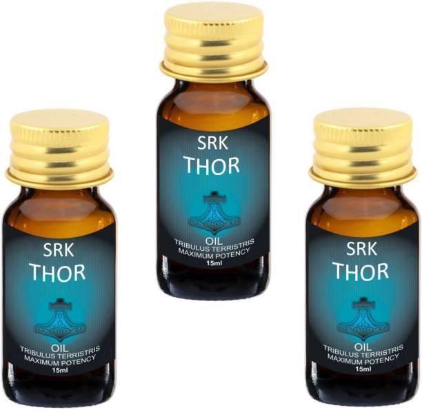 SRK Hammer oil Pack of 3 For Men's stamina 100% auyrvedic